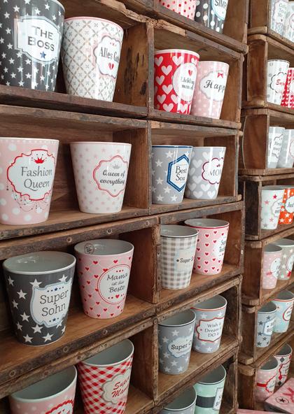 Krasilnikoff Cosy Vintage Mugs